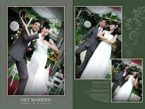 paket pernikahan gedung e