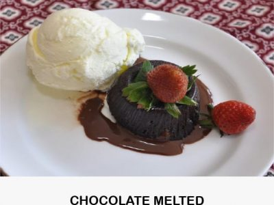 Chocolate Melted