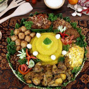 Paket Tumpeng Lala Catering