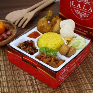 nasi box lala catering